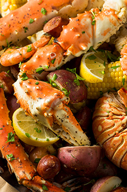 Cajun Style Seafood Restaurant In The Capital Region The